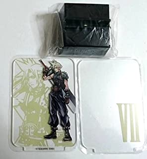 Final Fantasy Dissidia NT LED Flash Plate Cloud Strife USJ 2018 Limited Game
