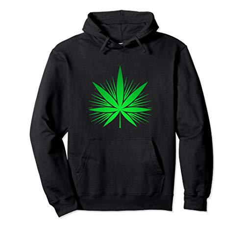 Cannabis Tee Kanabis Marihuana Reggae Hanfblatt THC T Shirt Pullover Hoodie