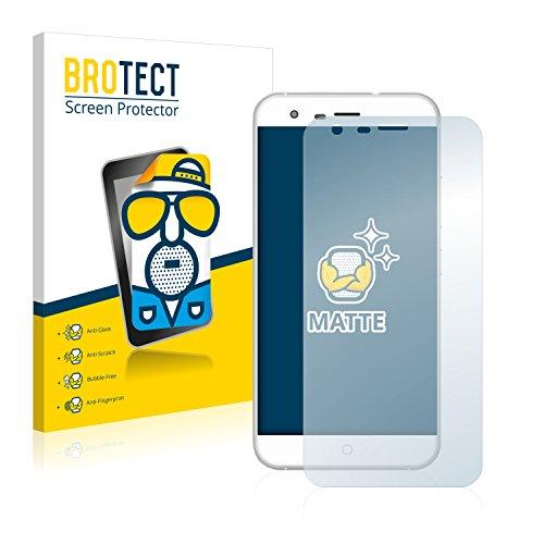 BROTECT 2X Entspiegelungs-Schutzfolie kompatibel mit Ulefone Paris Arc HD Bildschirmschutz-Folie Matt, Anti-Reflex, Anti-Fingerprint