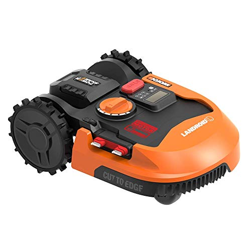WORX WR150 Landroid L 20V Power Share Robotic Lawn...