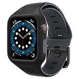 Spigen Liquid Air Pro Compatible avec Apple Watch Coque avec Bracelet pour 40mm Serie 6/SE/5/4 -...