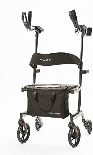 UPWalker Lite Plus - Upright Walker with Accessory (Flashlight)