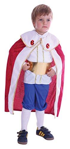 Bristol Novelty König Kostüm für Kleinkinder