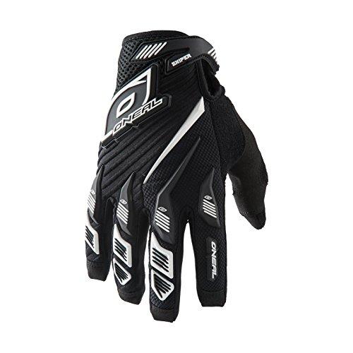 O 'Neal Sniper Elite Fahrrad Handschuhe, schwarz, XXL