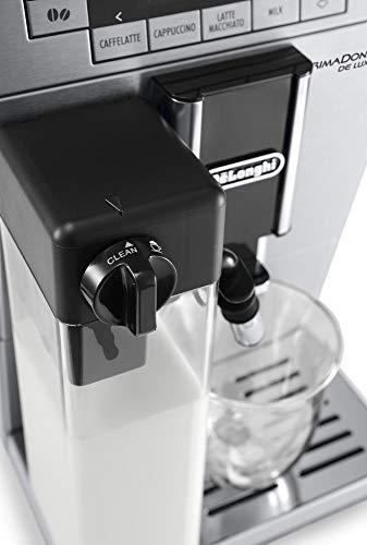 DeLonghi ETAM 36.365 MB PrimaDonna XS – Cafetera superautomática