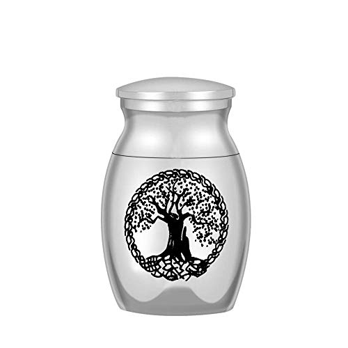 Mini Urns For Ashes Uk Pet Funeral Memorial Urns For Human Dogs Cats Birds Metal Aluminum Keepsake Cremation Ashes Holder Small