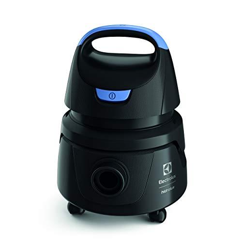 Aspirador de Agua e Pó, 110v, 1250W, Preto/Azul, Electrolux