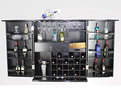Structio International Weinschrank Weinbar Weinregal Weintruhe Barschrank Bar Hausbar Barkoffer Schrankkoffer Whiskeybar Antik Designer Bar