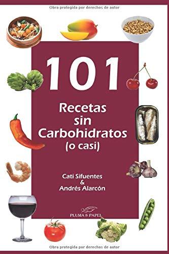 101 recetas sin carbohidratos