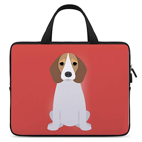 Universal Laptop Computer Tablet,Case,Cover for Apple/MacBook/HP/Acer/Asus/Dell/Lenovo/Samsung,Laptop Sleeve,Color for Dog Beagle English Foxhound American Foxhound,15inch