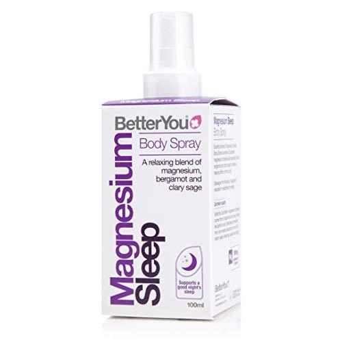 BetterYou Magnesium Oil - Goodnight Spray Gelenkspray Muskelspray 100 ml