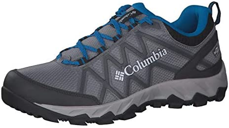 Columbia Peakfreak X2 Outdry, Botas de Senderismo Hombre, Grey (Monument, Pool 036), 41 EU