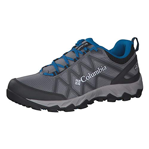 Columbia Men Peakfreak X2 Outdry Wanderschuh, Grau (Monument, Pool 036), 43 EU