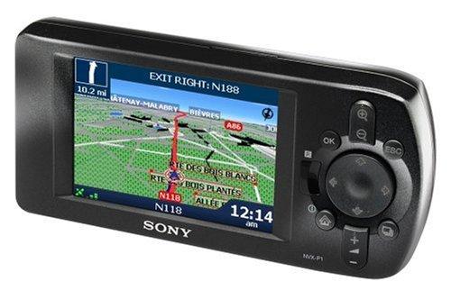 Sony NVXP1.EUR - Navegador GPS 21 (3.8 pulgadas)