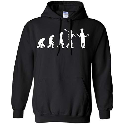 Baking Rowing Evolution Lover Gift Shirt - Unisex Hoodie