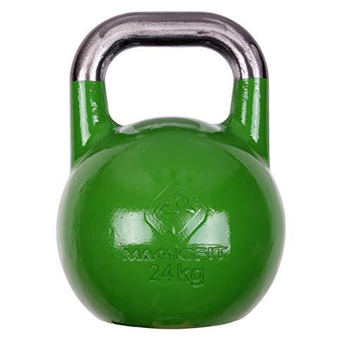 Kettlebells AGYH Stahlguss, Professionelle Krafttrainingsgeräte, Langhantel Im Fitnessstudio , 4-24 Kg (Size : 4kg/8.8lb)