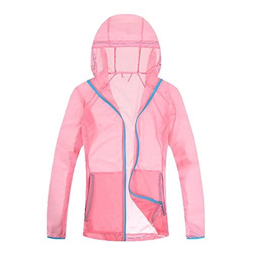 Color al aire libre a juego ropa hombres y mujeres ultra delgada transpirable