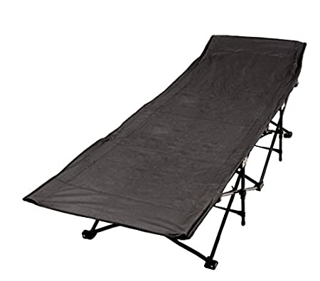 World Famous Sports Collapsible Camping Cot.