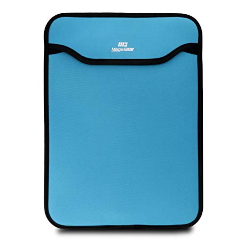 MegaGear MG1635 - Funda de Neopreno para portátil Compatible con MacBook Pro de 13,3 Pulgadas, Color Azul