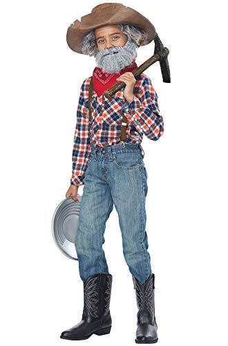 California Costumes Boys Prospector Kit Child