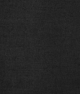 Black Cotton Organdy