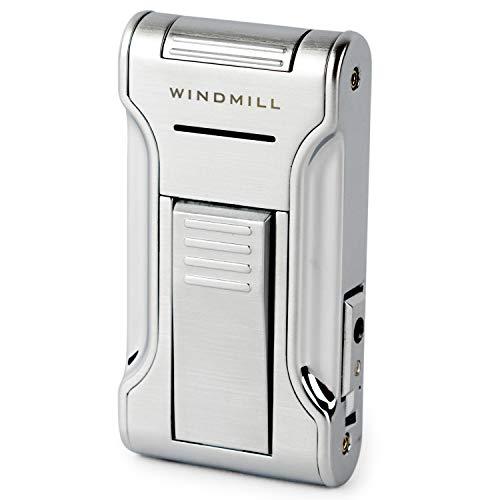 WINDMILL(ウインドミル) ライター カタナ2 フラットフレーム 耐風仕様 クローム W11-0001
