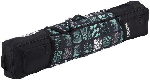 Nitro Snowboards Boardbag Tracker Wheelie Board Bag, 171x31x17 cm