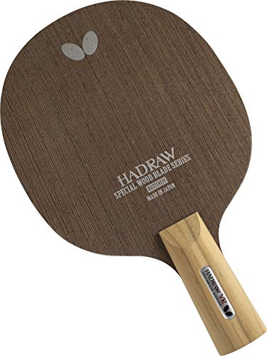 Butterfly Hadraw VR CS Blade Table Tennis Blade - 5-ply All-Wood Blade - Hadraw VR CS Blade - Professional Table Tennis Blade - CS Handle Type - Made in Japan