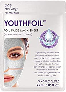 Youth Foil Anti-Aging Foil Face Mask