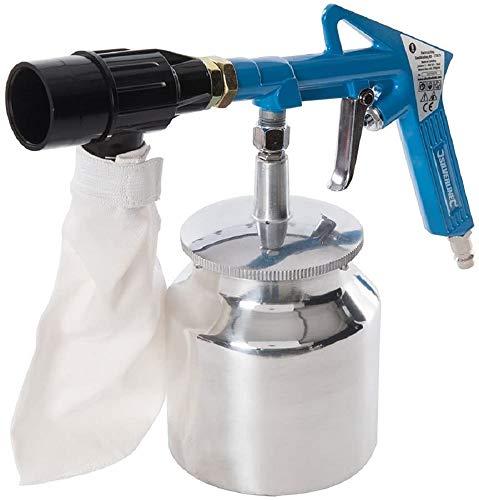 Silverline 372673Recirculating Sandstrahlen Kit (6-teilig) 03–4bar (43–58psi)