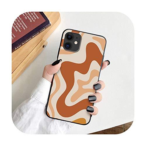 Carcasa para iPhone 11 Pro 12 Mini XR 7 Plus XS 6S 8 6 Plus XS Max Case-25587-para iPhone 7 8 Plus