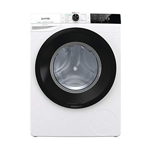 Gorenje WEI 84 CPS Waschmaschine / 8 kg/ 1400 U/min/ Edelstahltrommel/ Schnellwaschprogramm/ mit Dampffunktion