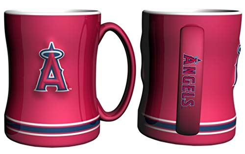 Boelter Brands Los Angeles Angels of Anaheim Sculpted Coffee Mug
