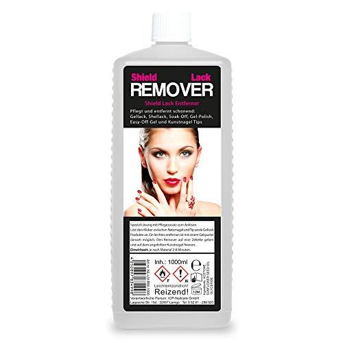 1 Liter (Inhalt: 1000ml) REMOVER für Gellack, Shellack, Soak-Off, Gel-Polish, Easy-Off-Gel,...