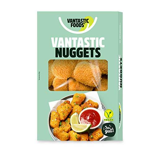 Vantastic foods VANTASTIC NUGGETS, 200g | Vegane Nuggets | Fleischersatz, Fleischalternative | VEGAN