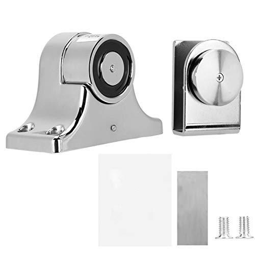 DAUERHAFT Tenedor de Puerta cortafuego para Sistema de Puerta cortafuego, para botón de liberación Manual(DC12V)