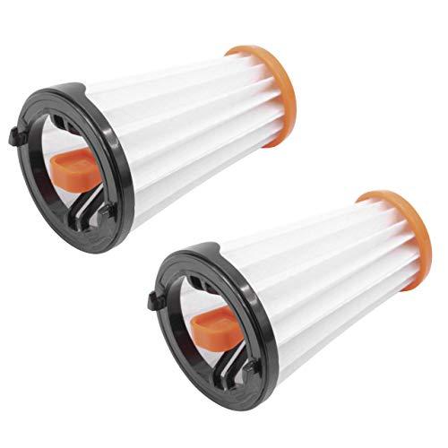 vhbw 2x Staubsaugerfilter passend für AEG 900940856, 900940857, 900940858, 900940859, 900940860, 900940864, 900940865, 900940866 Staubsauger