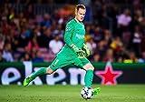 Desconocido Marc-Andre TER Stegen Portero FC Barcelona la Liga España Fútbol Póster 11002 (A3-A4-A5) - A5