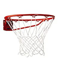 The product is 5/8 inches Stand Goal Bracket Easy and simple use kit The product is manufactured in China Solid steel rim with standard all weather white net Effectively replaces broken or damaged rims Steel rams; 5/8 inch diameter rim Durable, powde...