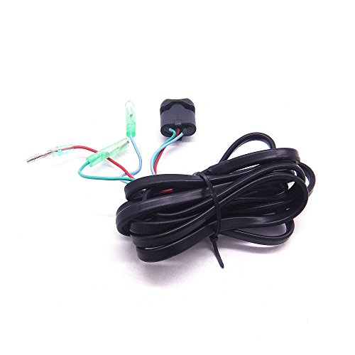 SouthMarine 704-82563-G0-00 704-82563-31-00 704-82563-30 Trim & Tilt Switch for Yamaha 704 Outboard Motor Remote Control Box, 7ft/2.13m Length