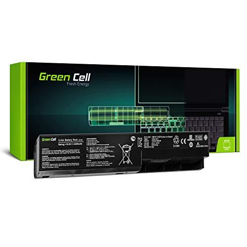 Green Cell Batería ASUS A32-X401 para ASUS X501 X501A X501A1 X501U X401 X401A X401A1 X401U X301 X301A X301A1 X301U F301 F301A F301U F401 F401A F401U F501 F501A F501A1 F501U S401 Portátil