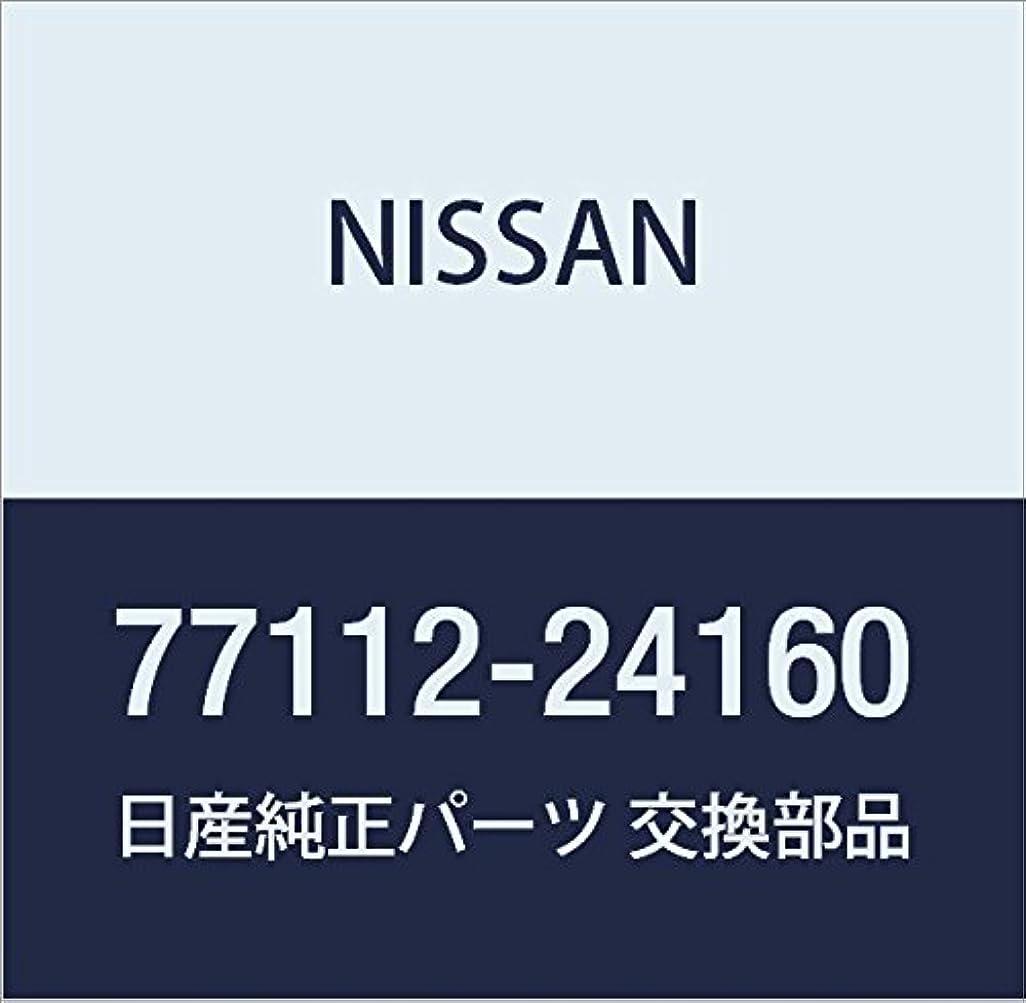 降ろす太平洋諸島主観的NISSAN(ニッサン)日産純正部品スキー ラック セット 77112-24160