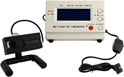 Timegrapher Clock Timing Machine Vogvigo Mechanischer Uhrentester Multifunktionale Tester Reparaturwerkzeuge (1000)
