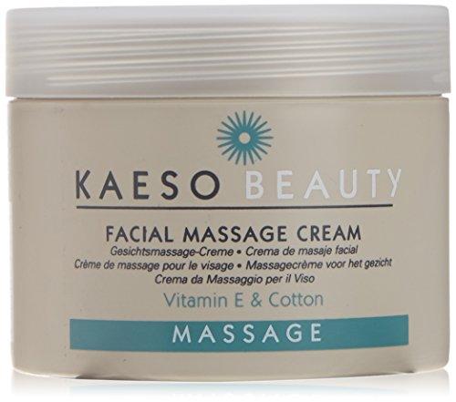 Kaeso Beauty Facial Massage Cream Vitamin E And Cotton (450ml)