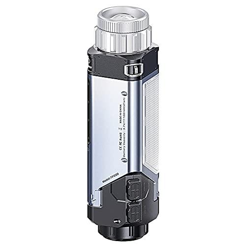 11400mAH Batería de Emergencia para automóvil Convertidor de Arranque portátil Herramienta eléctrica para Exteriores Cargador Inteligente Gasolina Diesel 12V USB LED Cargador de Linterna