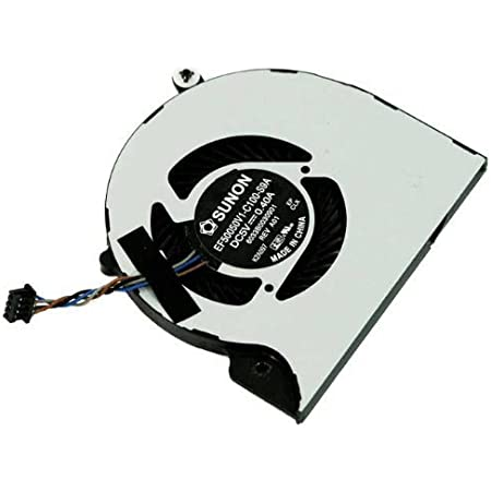 Power4Laptops Replacement Laptop Fan Compatible with HP Home 17-X040CA