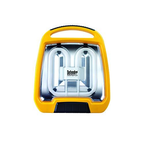 Defender 230V 38W 2D Pl Floorlight