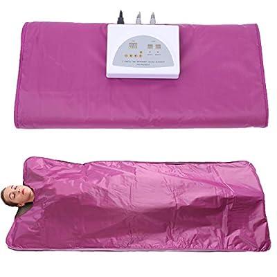 JKIUI Infrared Sauna Blanket