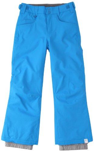 Roxy Mädchen Snowboard Hose Hibisc, aster blue, 140 / 10 Jahre, WPTSP034-BLU-140 / 10 Jahre