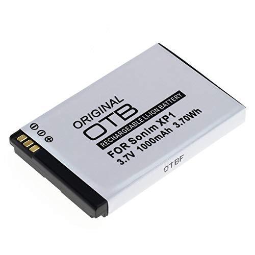 OTB Akku kompatibel zu Sonim XP1 / XP1 BT / XP3 Enduro Li-Ion